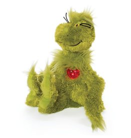 Manhattan Toy Dr Seuss' The Grinch w/Light Up Heart - Medium