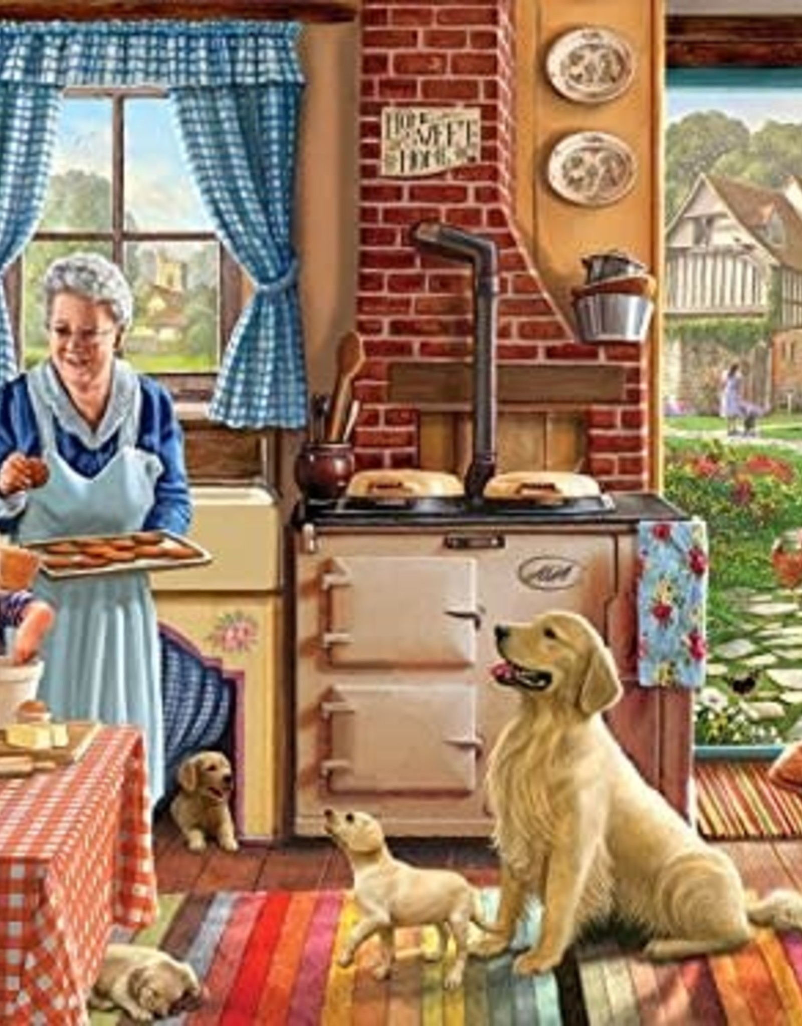 White Mountain HOME SWEET HOME 1000 PIECES