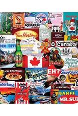 White Mountain I LOVE CANADA 1000 PIECES