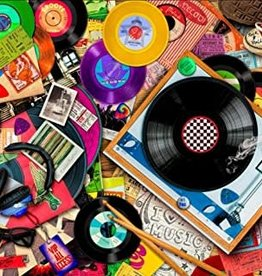 Ravensburger Vive le Vinyl 500pc