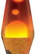Lava Lamp 14.5'' Lava Lamp CMX VOLCANO-WT/TRICL