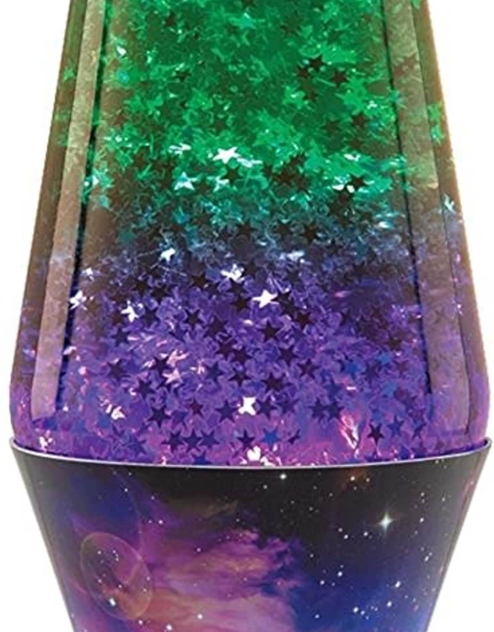 Lava Lamp 14.5'' Lava Lamp CMX GALAXY SLSTR/TRICLR