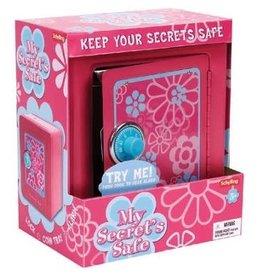 MY SECRET STEEL SAFE