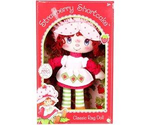 "13"" Strawberry Sc Rag Doll"