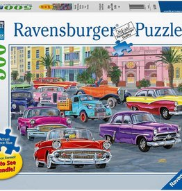 Ravensburger Cruisin' (500 PC Large)