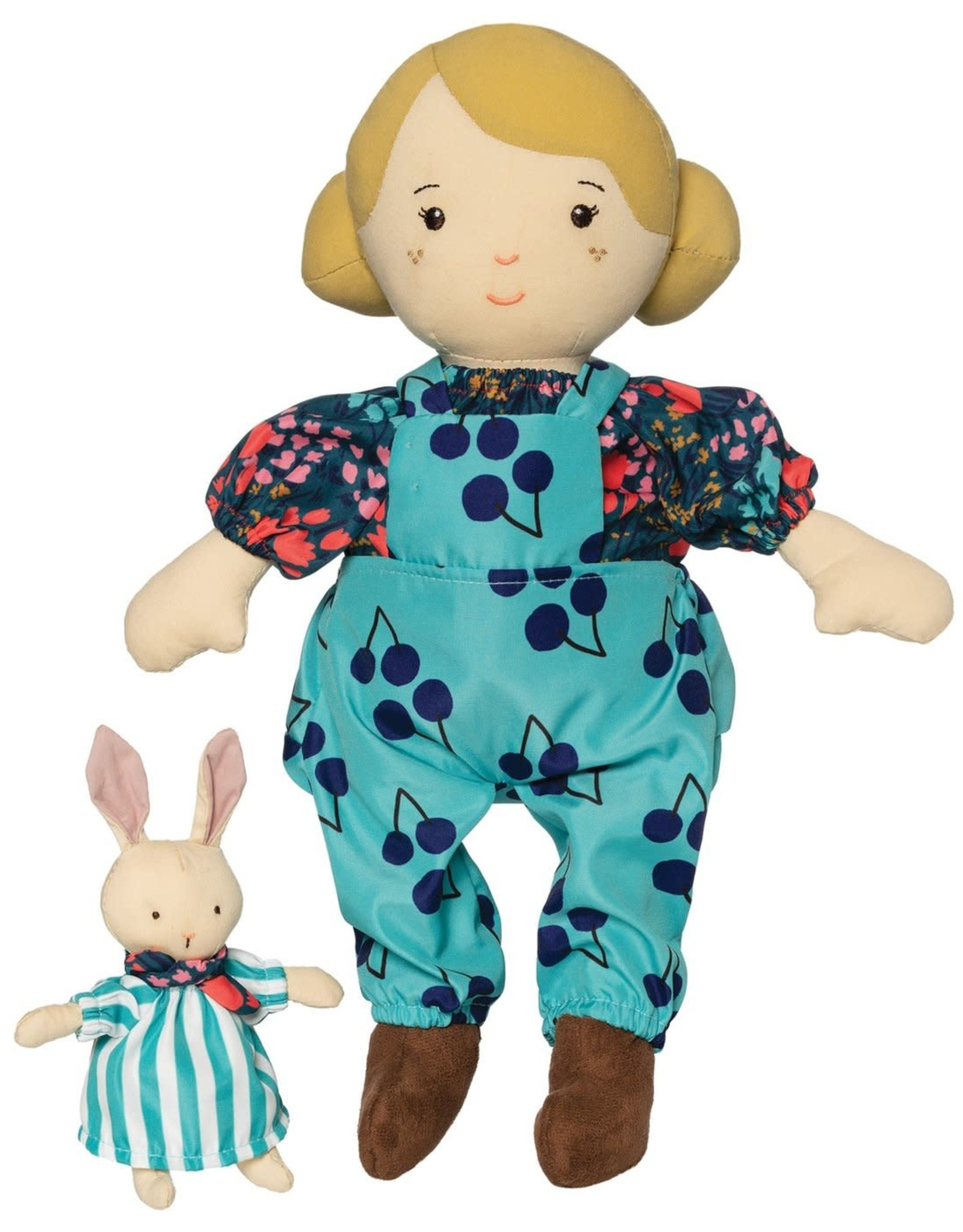 Manhattan Toy Playdate Friends - Ollie (Peach w/bunny)