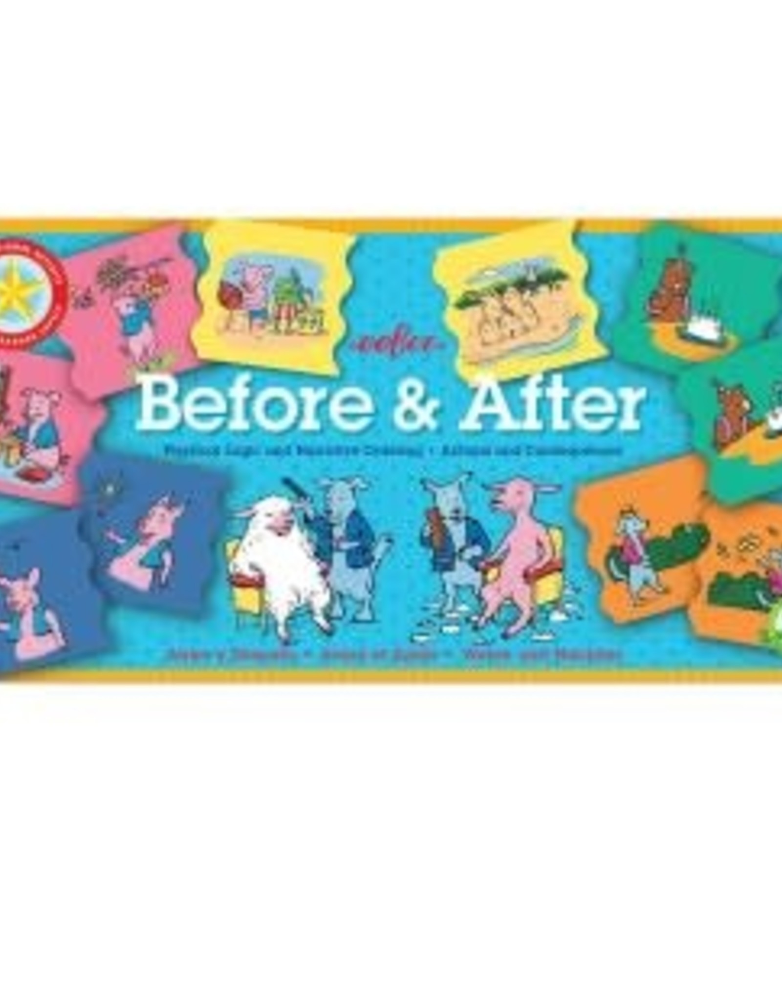 eeBoo BEFORE AND AFTER ALL LEARNER LEVELS 2E