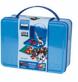 Plus Plus Metal Suitcase - Basic - 600 pcs