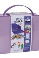 Plus Plus Plus Plus Metal Suitcase Pastel 600 pcs