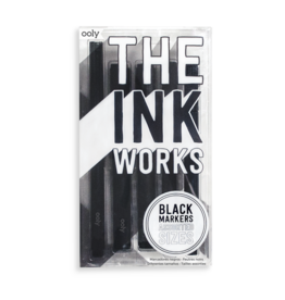 OOLY INK WORKS MARKERS - SET OF 5