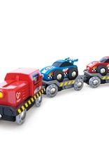 Hape Race Car Transporter