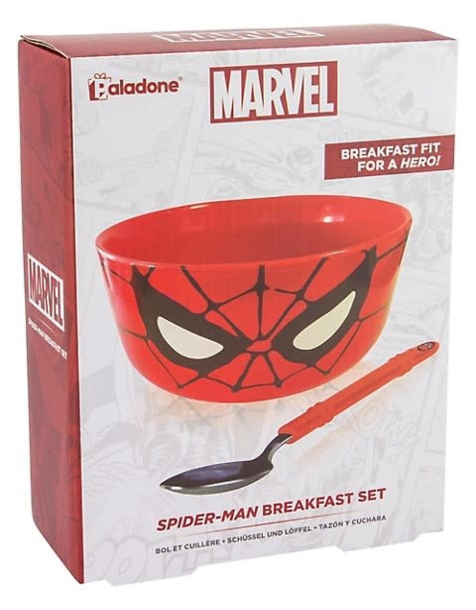 Paladone Spider-man Breakfast Set