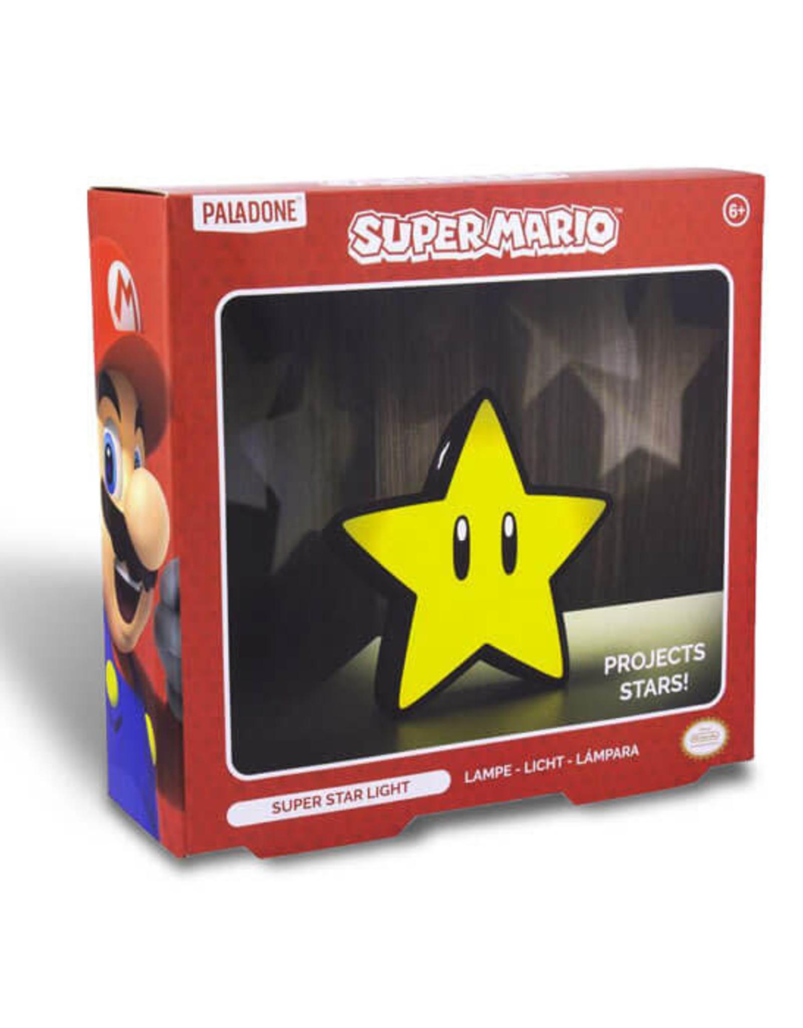 Paladone Super Star Projection Light