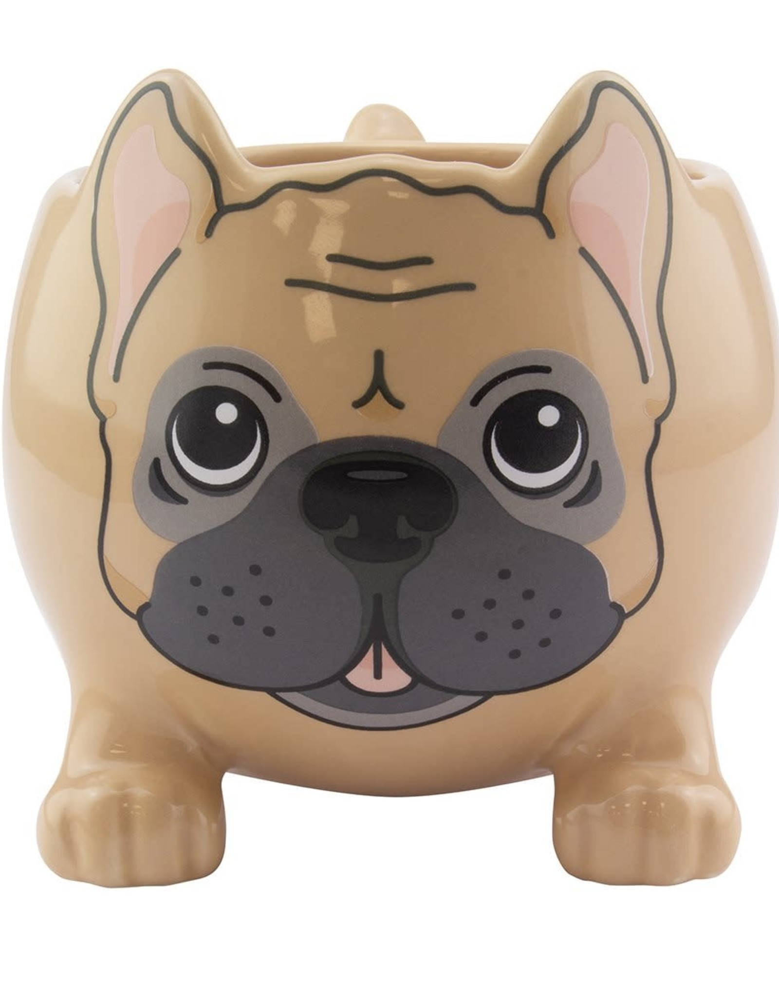 Paladone Frenchie Shaped Mug
