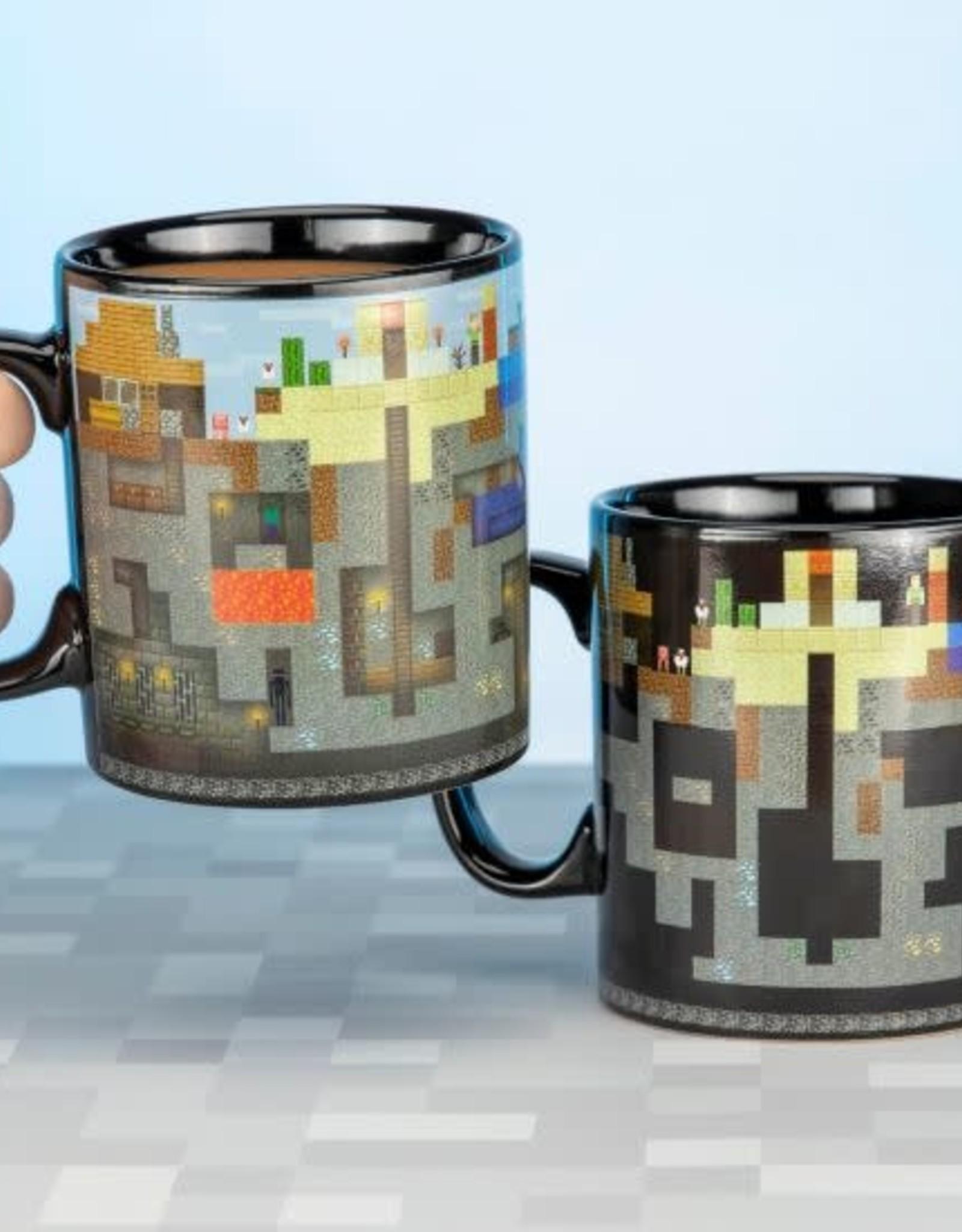 Paladone Minecraft Heat Change Mug