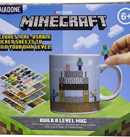 Paladone Minecraft Build a Level Mug