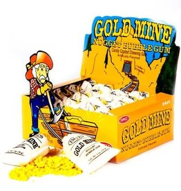Gold Mine Gold Mine Nugget Bubble Gum