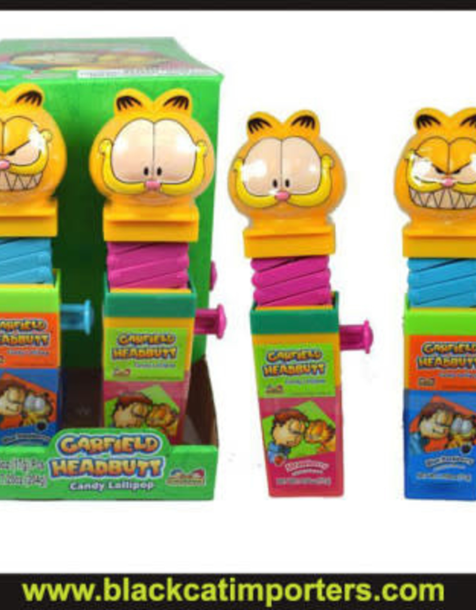 Kidsmania Garfield Headbutt