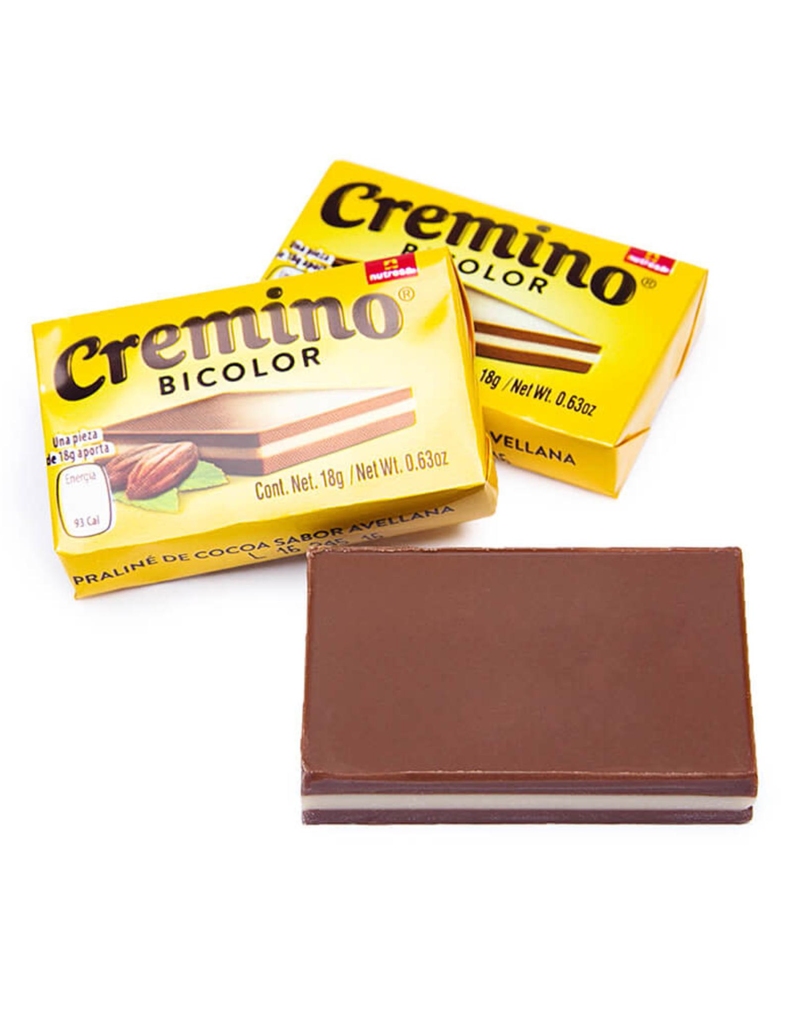 Nutresa Cremino Bicolor