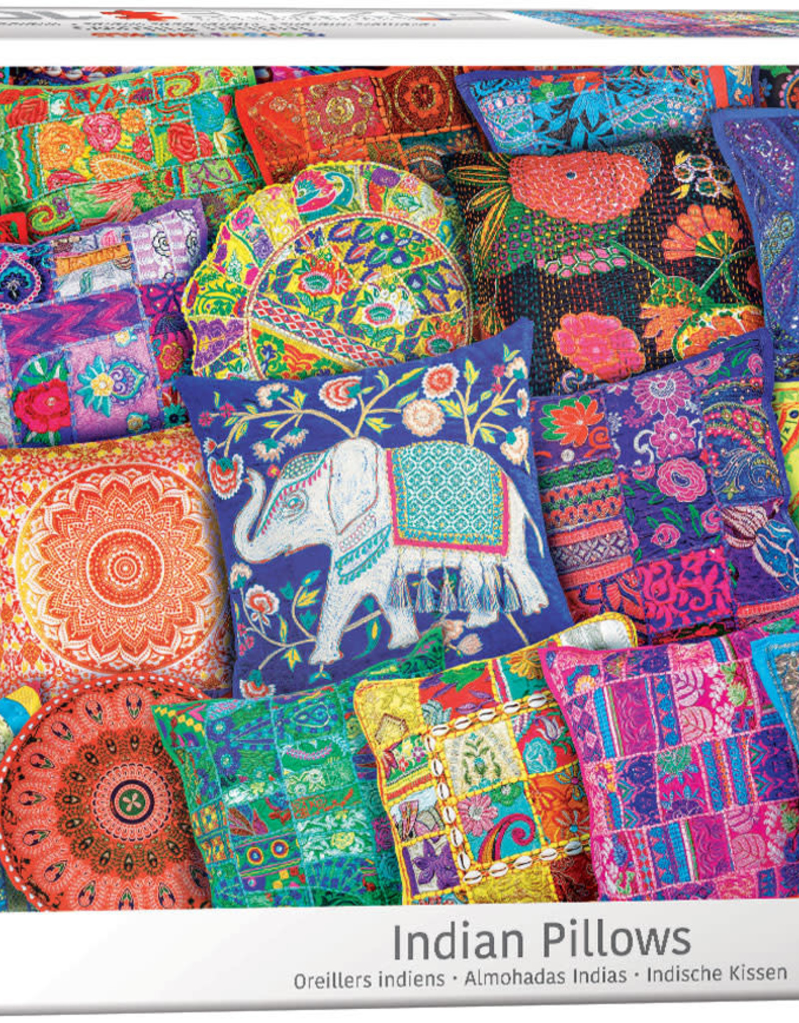 Eurographics Indian Pillows 1000pc