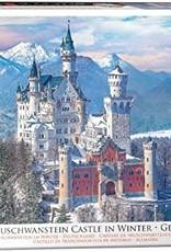 Eurographics HDR-Neuschwanstein in Winter 1000pc