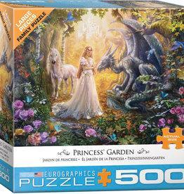 Eurographics Princess' Garden by Jan Patrik 500pc