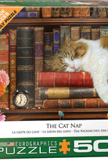 Eurographics The Cat Nap 500pc