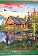 Eurographics The Fishing Cottage by Davison 1000pc