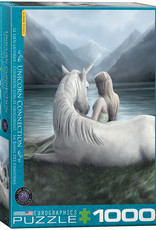 Eurographics Unicorn Connection by Anne Stokes 1000pc