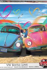 Eurographics VW Beetle Love 1000pc