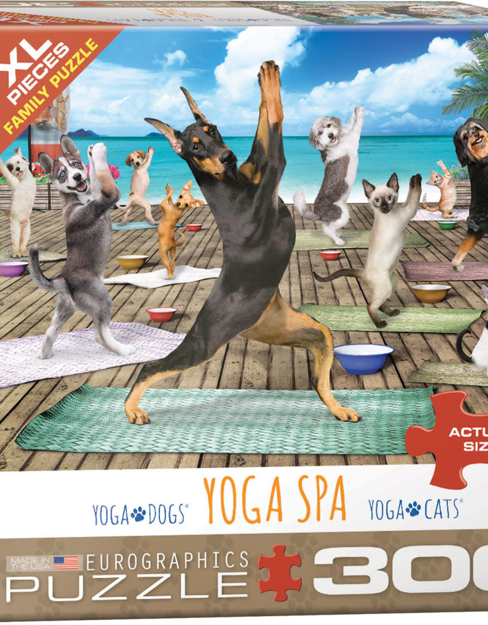 Eurographics Yoga Spa 300pc
