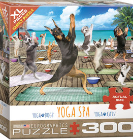 Eurographics Yoga Spa 300pc