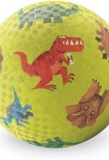 "Crocodile Creek 5"" Playball / Dinosaurs Green"