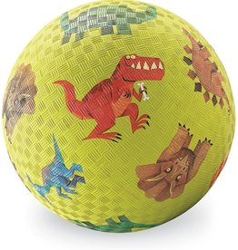 "Crocodile Creek 5"" Playball / Dinosaurs Green"