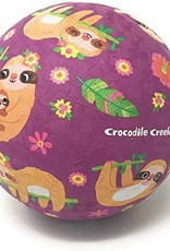 "Crocodile Creek 7"" Playball / Sloth"