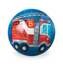 "Crocodile Creek 4"" Playball / Fire Truck"