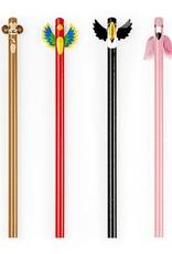 Kikkerland Tropical Pencils