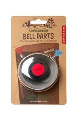 Kikkerland Huckleberry Bell Darts