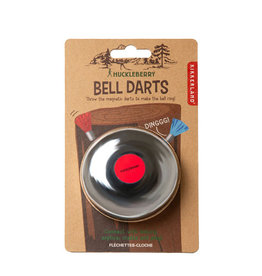 Kikkerland Huckleberry Bell Darts