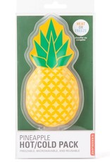 Kikkerland Pineapple Hot/Cold Pack