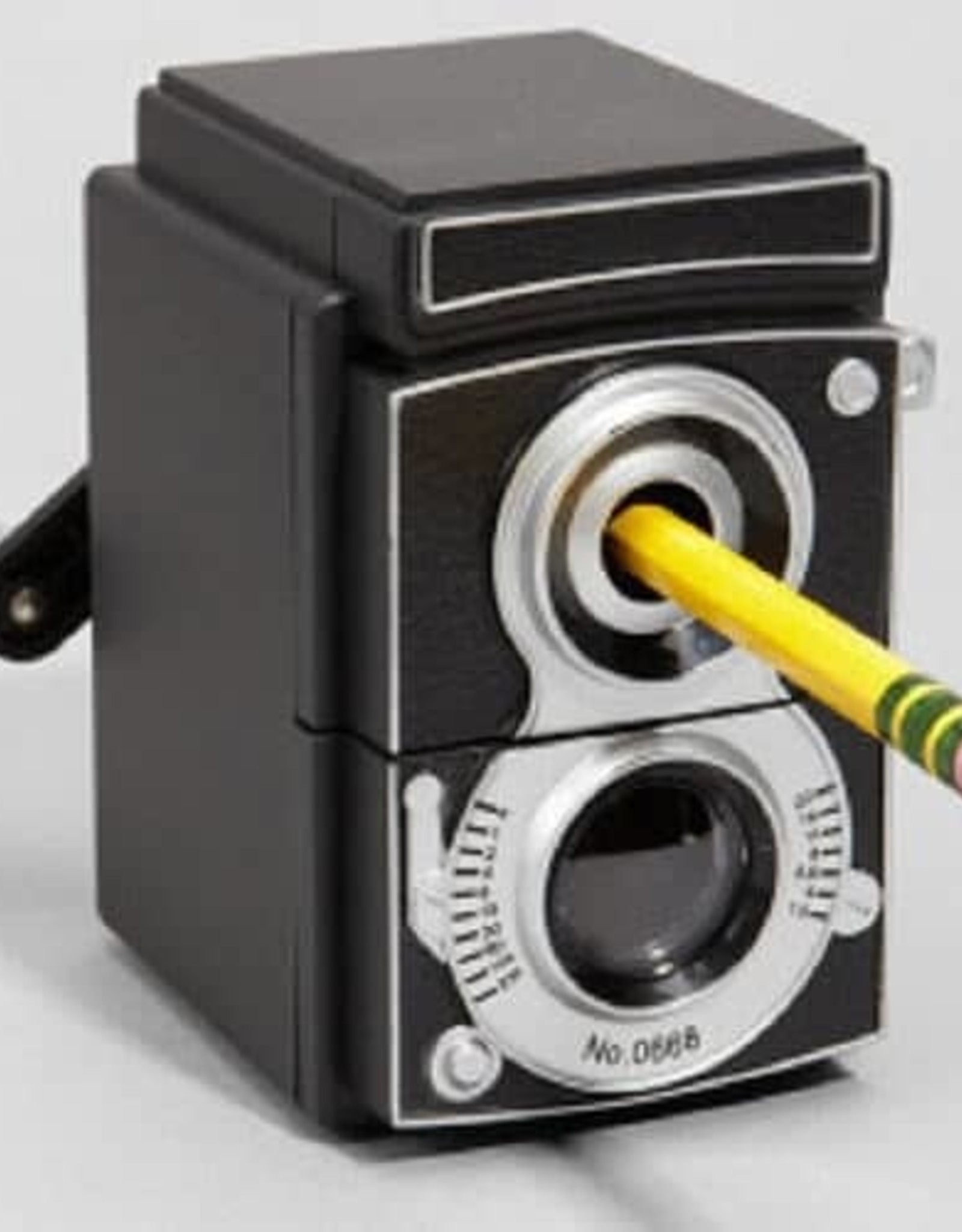 Kikkerland Pencil Sharpener Camera