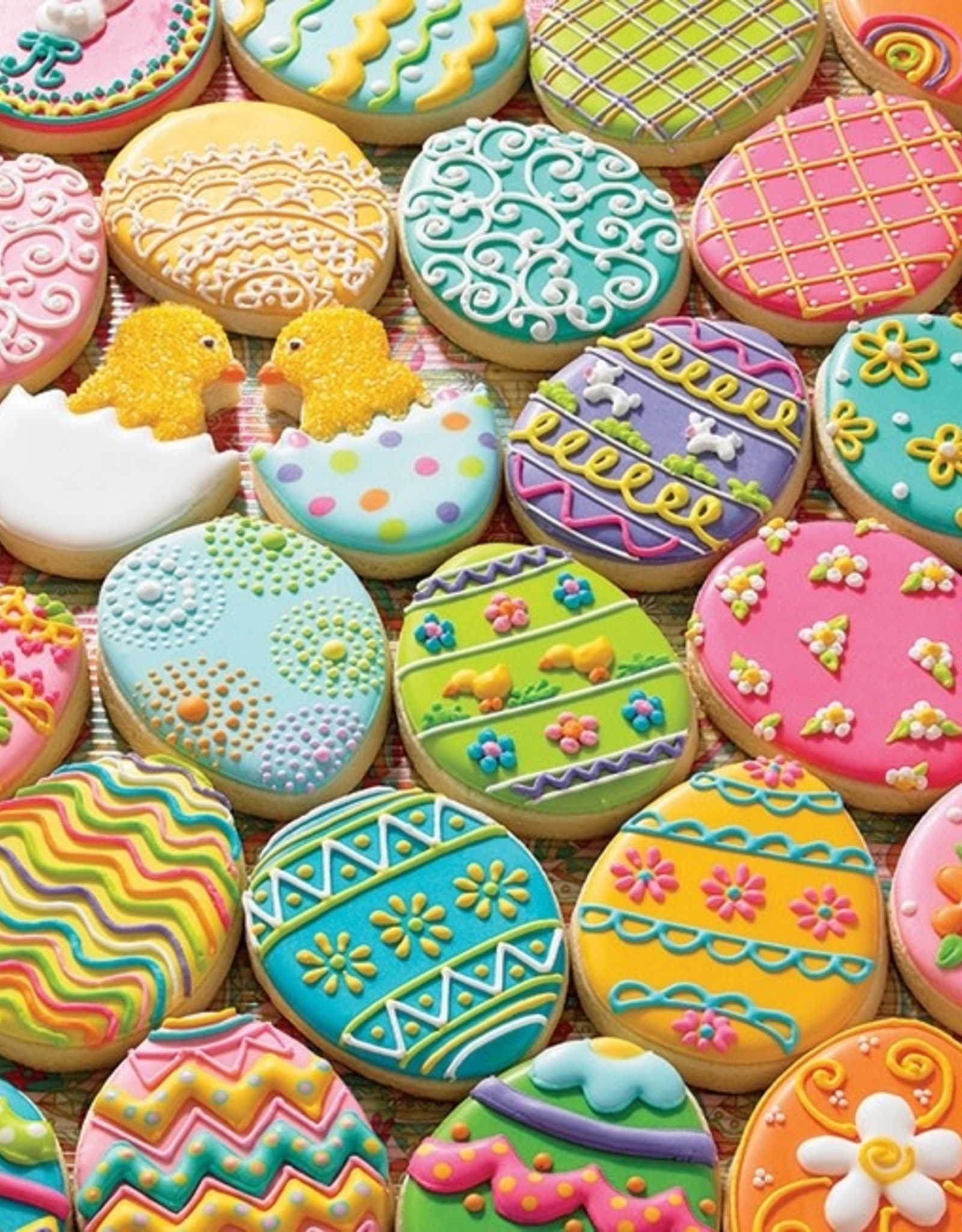 Cobble Hill Easter Cookies (Family) 350pc