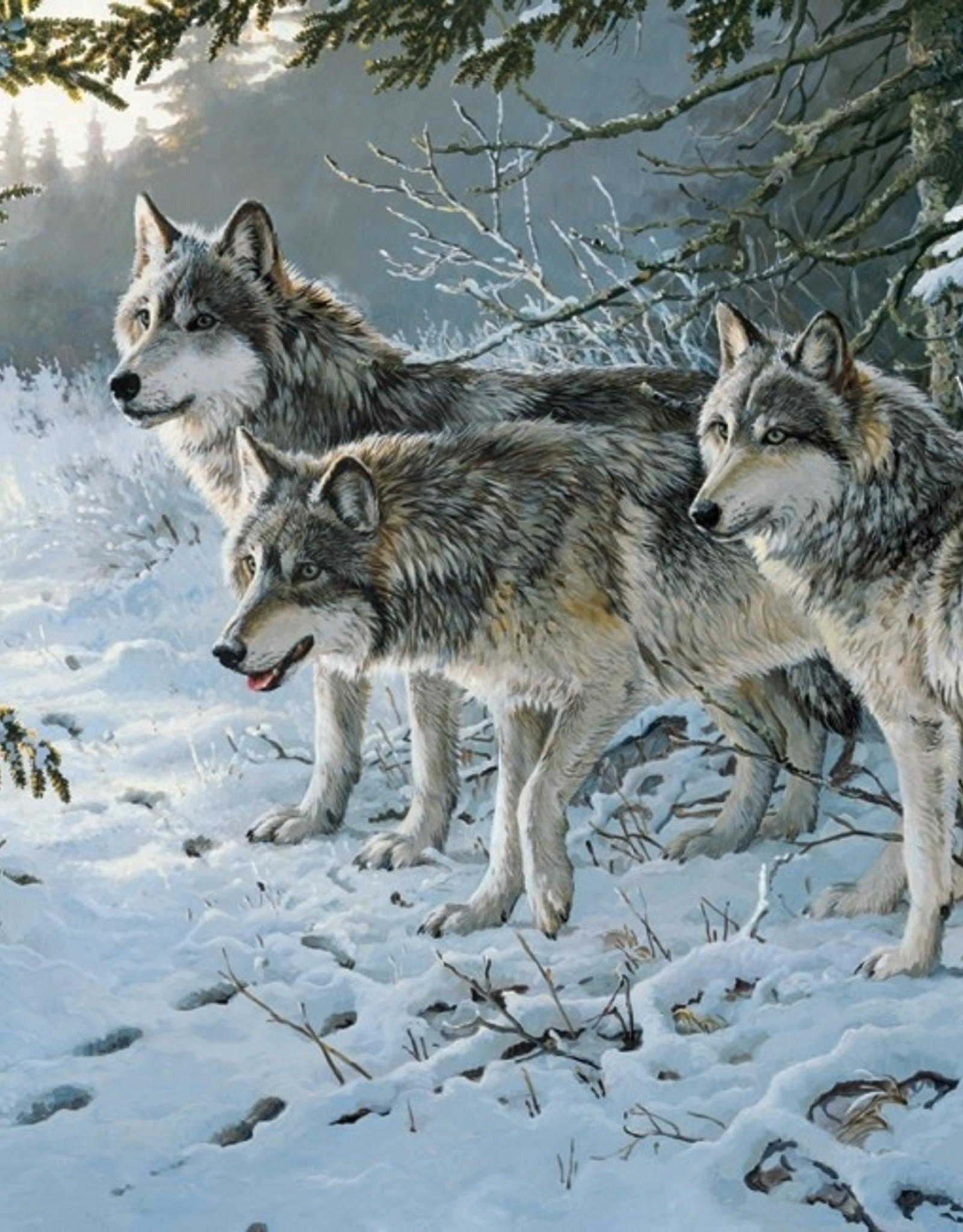 Cobble Hill Wolf Trail 1000pc