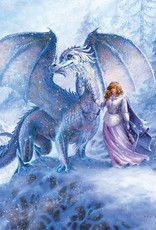 Cobble Hill Ice Dragon (Family) 350pc