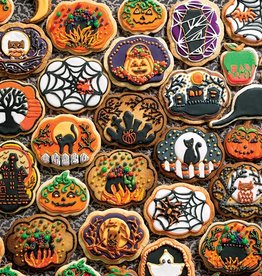Cobble Hill Halloween Cookies (Family) 350pc