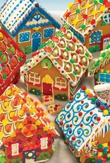 Cobble Hill Gingerbread Houses (Family) 350pc