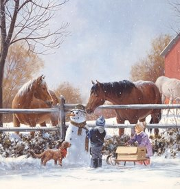 Cobble Hill Frosty's Friends (Family) 350pc