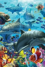 Cobble Hill Coral Sea 2000pc