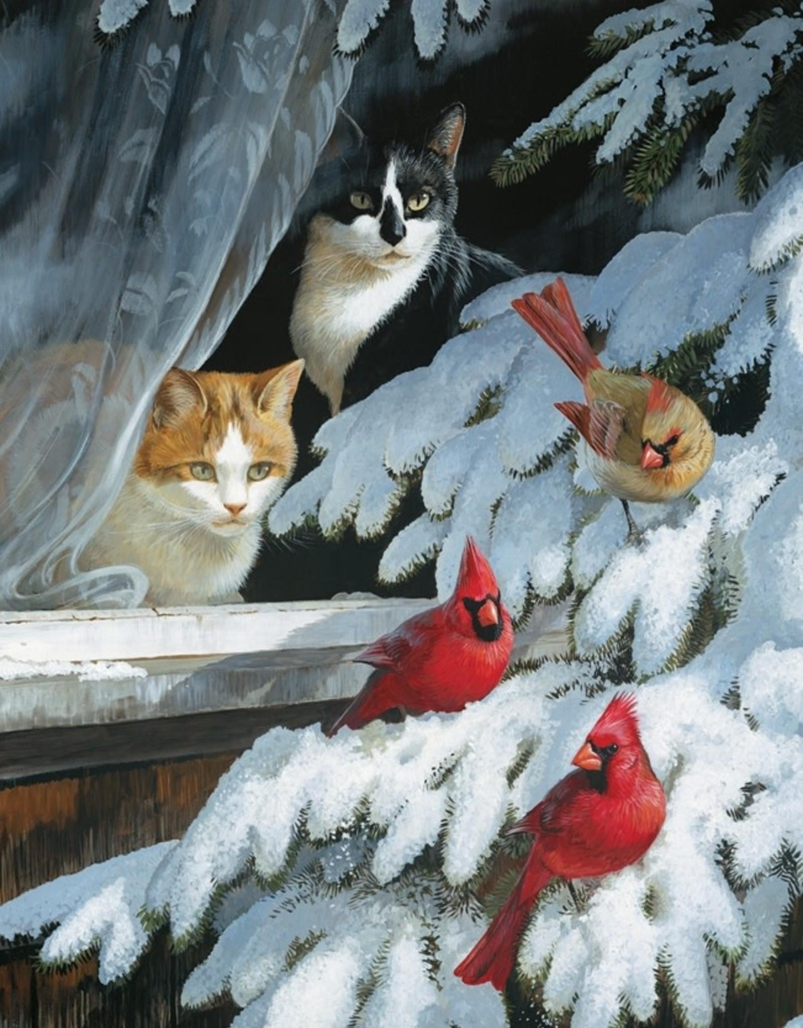 Cobble Hill Bird Watchers 1000pc