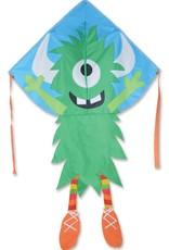 Premier Kites LG. EASY FLYER - GREEN MONSTER